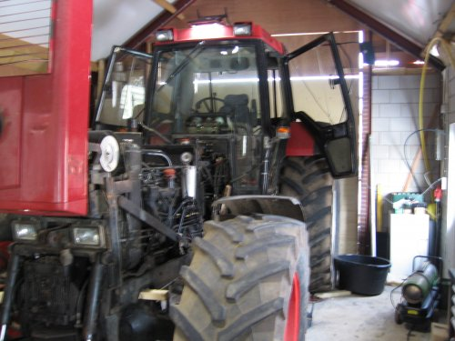 Case International 1455 XL van caseih1455