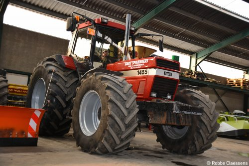 Case International 1455 XL van robbe-claessens