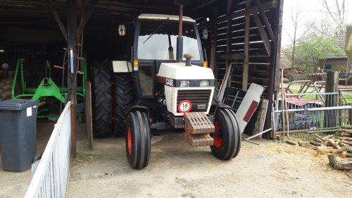 Foto van een Case 1394. Geplaatst door jordi 1455 op 18-06-2017 om 21:07:28, op TractorFan.nl - de nummer 1 tractor foto website.