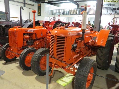 Foto van een Case Meerdere ,Canadian Tractor museum in Westlock ( Alberta ). Geplaatst door oldtimergek op 06-08-2017 om 22:27:53, op TractorFan.nl - de nummer 1 tractor foto website.
