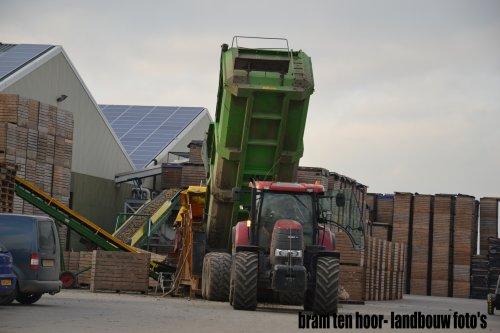 Case IH Puma 130 van Bram ten Hoor-landbouw foto's