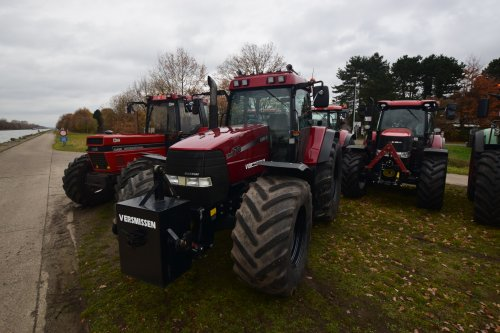 Case IH Maxxum MX 170 van jd7920