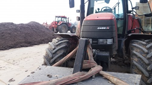Foto van een Case CVX 140. Geplaatst door Fiat Heinz op 05-08-2019 om 00:24:08, op TractorFan.nl - de nummer 1 tractor foto website.
