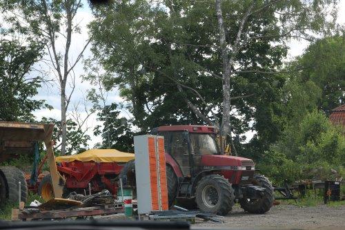 Foto van een Case International Maxxum 5150 Plus. Geplaatst door collin ihfan op 12-04-2020 om 18:38:43, op TractorFan.nl - de nummer 1 tractor foto website.