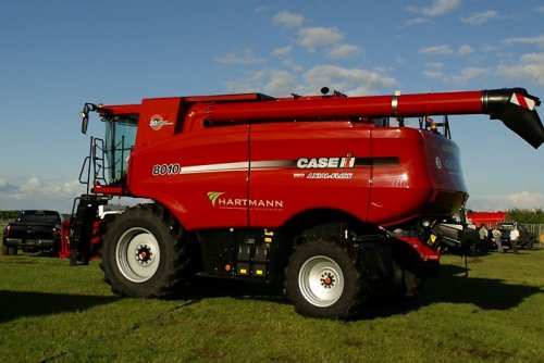 Case IH Axial Flow 8010 van GianniDeere