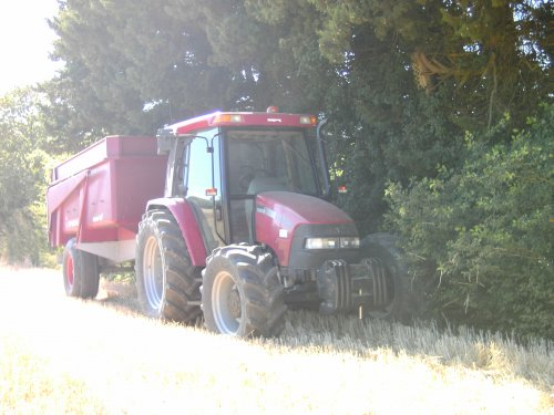 Case IH JX 100 U van de mf fan