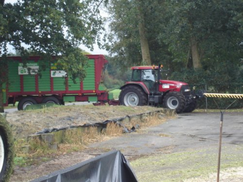Case MXM 190 van FENDTfarmer