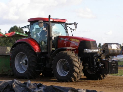 Case IH Puma 225 van gerrit power