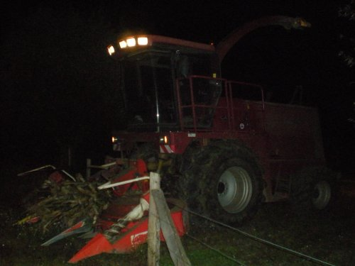 Case IH Mammut 6900 van hollander