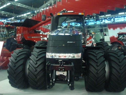Case IH Magnum 340 Stars and Stripes van jdenmfenfendtfanaat
