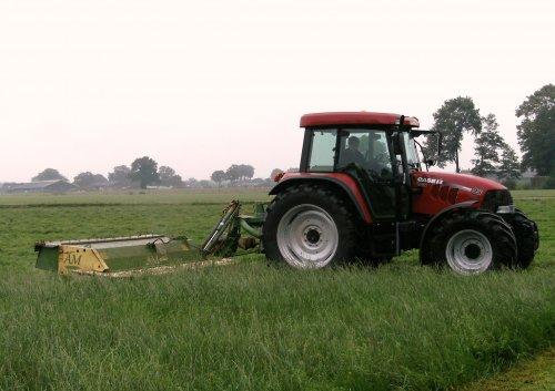 Case IH CS 95 Pro van Boer Kees