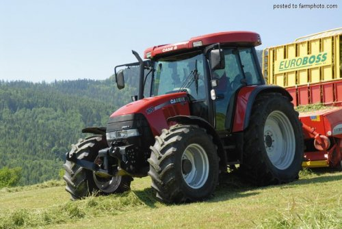 Case IH CS 100 van johan_6140