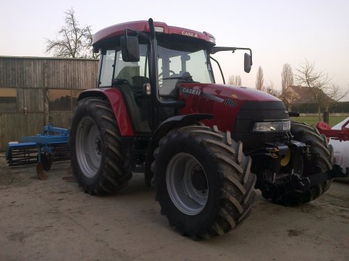 Case IH CS 100 van michelg mb trac