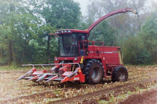 Case IH Mammut 7800 van Martin Holland