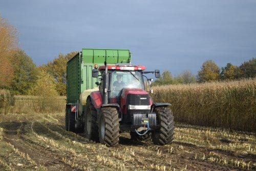 case puma 225 bij Hannes Verboven. Geplaatst door jd7920 op 08-11-2015 om 18:55:29, op TractorFan.nl - de nummer 1 tractor foto website.