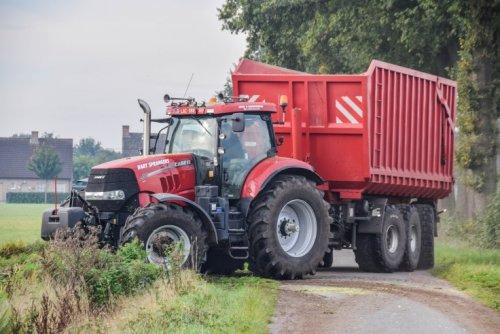 Case IH Puma 200 van Agrospotting