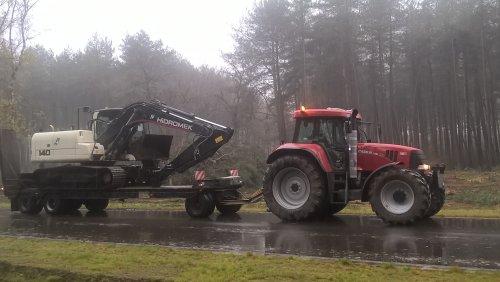 Foto van een Case CVX 195. Geplaatst door casexl956 op 27-02-2016 om 10:39:47, op TractorFan.nl - de nummer 1 tractor foto website.