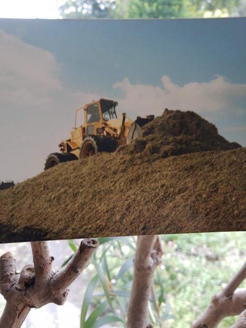 Foto van een Cat 920aan het werk op de maiskuil. Geplaatst door rijk-beker op 29-06-2020 om 13:12:45, met 2 reacties.