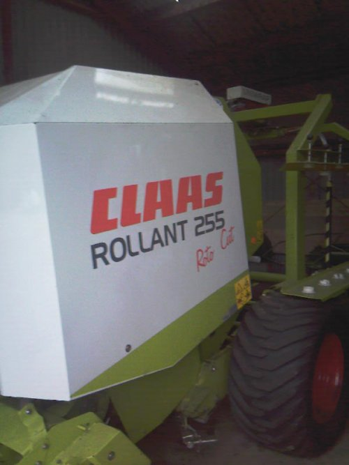 Claas Rollant 255 van roycasemxu