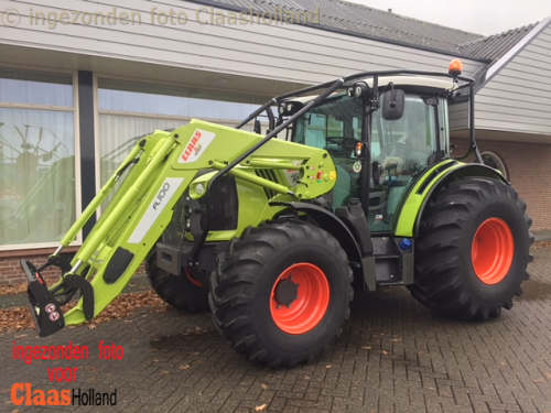 Claas Arion 410 van Claas Holland