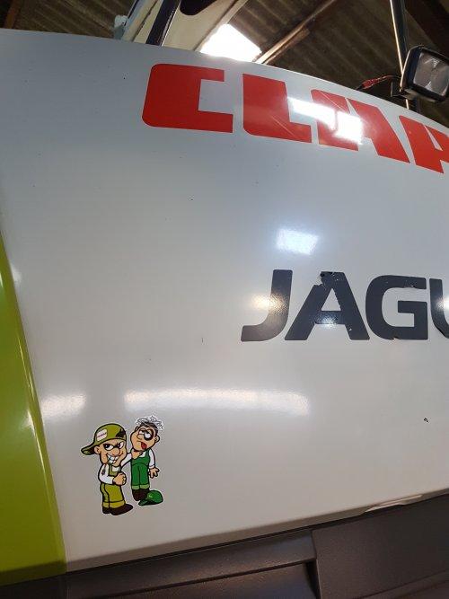 Claas Logo van fendt308-driver