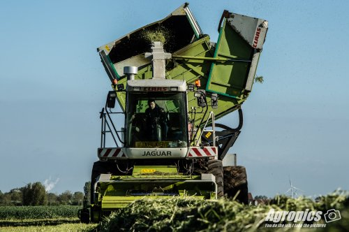 Claas Jaguar Field Shuttle van KennyT