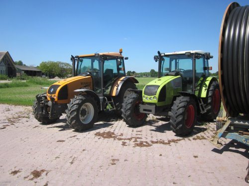 Picture Claas Celtis 436RX