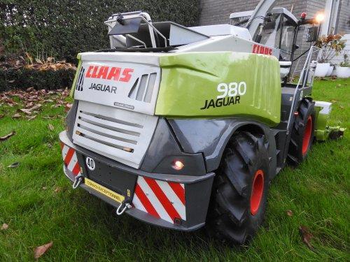 Claas Jaguar van Jaguar.980