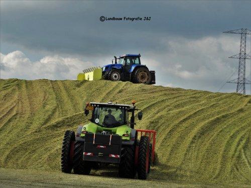 Foto van een Claas Axion 920. Geplaatst door Jurgen D. op 31-01-2018 om 16:11:42, op TractorFan.nl - de nummer 1 tractor foto website.