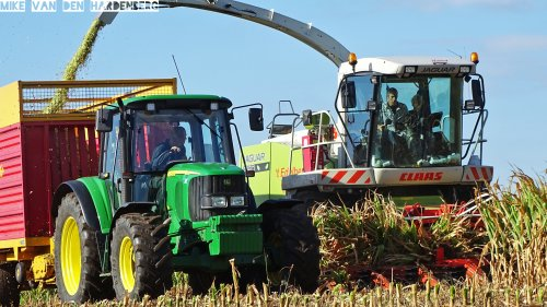 Claas Jaguar 850 Green Eye van Mike2002