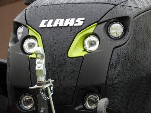 Claas Axion 850 van Jotke
