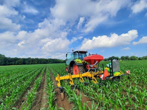 Vandaag laatste ondergezaaid, maïs staat echt heel wisselend hier in buurt. Vooral slecht... Geplaatst door wart op 27-06-2020 om 21:48:45, met 19 reacties.