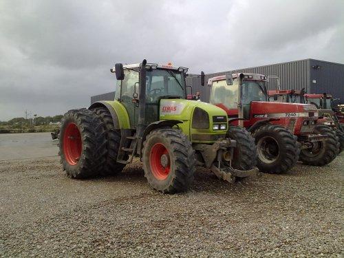 Tractors Diverse van IH power in dk