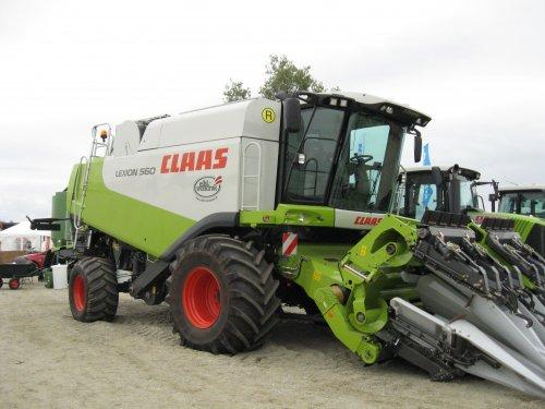 Claas Lexion 560 van fendt9460