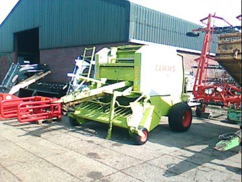 Claas Rollant 255 van fendtpower123