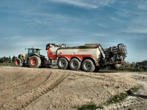 Claas Atles van Diesel-in-Fendt
