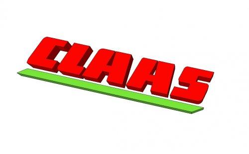 Claas Logo van DennisVanDerSteen