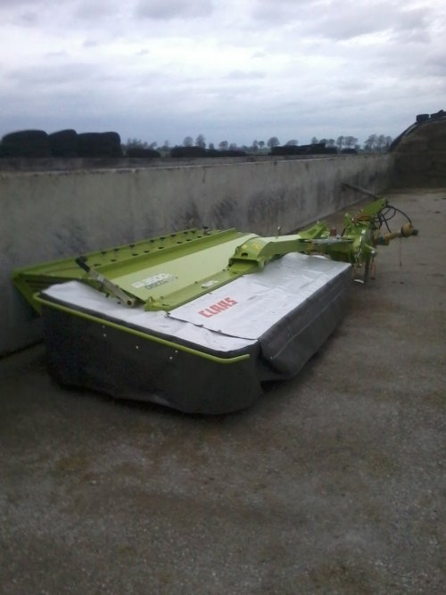 Picture Claas Disco 3500 C Contour