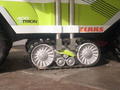 Claas Etrion 400 van JD6930