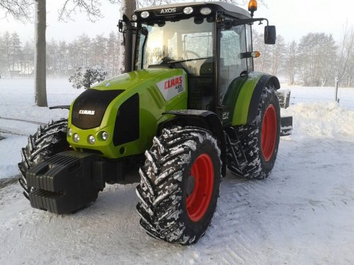 Picture Claas Axos 320CX