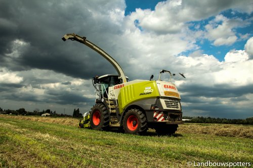 Claas Jaguar 950 van tractorfreek