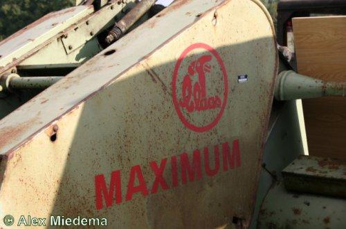 Foto van een Claas Maximum.. Geplaatst door Alex Miedema op 13-01-2014 om 17:29:11, op TractorFan.nl - de nummer 1 tractor foto website.