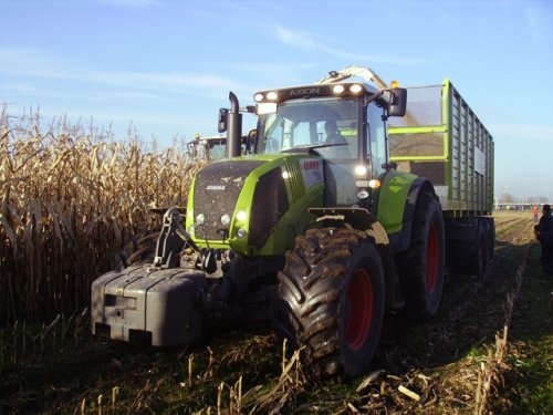 Claas Axion van Fendt916