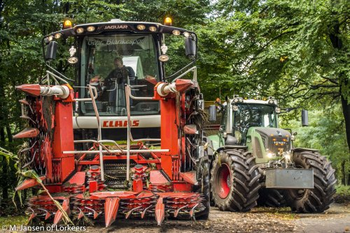 Claas Jaguar 950 van -Mike-