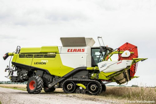 Claas Lexion 780 van FerreV