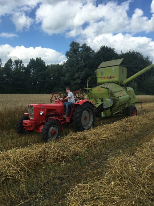 Picture Claas Super Automatic S