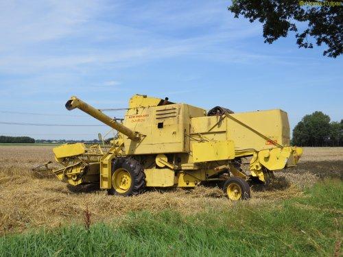 Clayson M 135 van oldtimergek