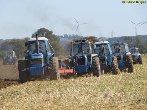 Foto van een County Meerdere   , County en Roadless weekend 21-09-2019 Lilbourne. Geplaatst door oldtimergek op 25-10-2019 om 10:18:31, op TractorFan.nl - de nummer 1 tractor foto website.