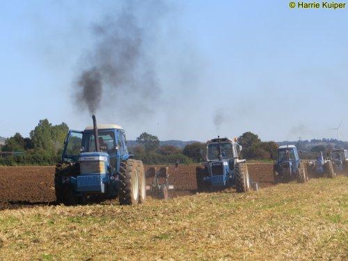 Foto van een County Meerdere   , County en Roadless weekend 21-09-2019 Lilbourne. Geplaatst door oldtimergek op 25-10-2019 om 10:18:34, op TractorFan.nl - de nummer 1 tractor foto website.