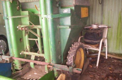 Cramer Pootmachine van sjonnies